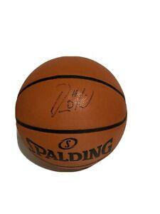 DAMIAN LILLARD AUTOGRAPHED INDOOR/OUTDOOR SPALDING BASKETBALL TriStar Signed