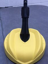 GENUINE KARCHER T-RACER PRESSURE WASHER PATIO CLEANING ATTACHMENT HEAD