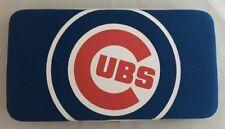 Chicago Cubs MLB Organizer Mesh Clutch Ladies Wallet Purse Card Women's