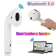 Giant Earphone Wireless Bluetooth 5.0 Portable Speaker Headphone Headset w/ Mic