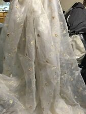 Vintage Wedding Dress Fabric