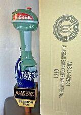 "ALASKAN Brewing Skiff Kicker BEER Tap Handle 11"" Johnson BOAT MOTOR NIB NEW"