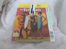 New Uncut McCall Costume Sewing Pattern - Flintstones Size 8,10