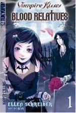 Schreiber, Ellen, Vampire Kisses Blood Relatives, Volume 1 (Vampire Kisses Graph