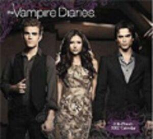 Vampire Diaries Wall Calendar 2012  (factory sealed)