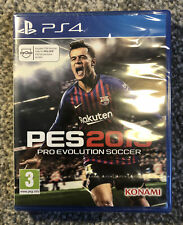 Pro Evolution Soccer 2019 PES ps4 Konami Fußball Spiel Brandneu Versiegelt PAL r2