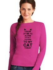 Cats Long Sleeve T-Shirts for Women