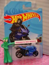 DUCATI 1199 PANIGALE #58✰blue CYCLE✰HW MOTO✰2019 i Hot Wheels WW case C