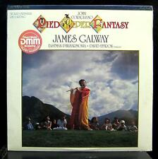 James Galway - Pied Piper Fantasy LP New Sealed 6602-1-RC DMM Audiophile 1987