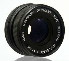 Novoflex Auto Bellows Noflexar 1:4/105 für Nikon Balgengerät - 33323