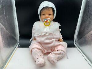 Berenguer Artistic Doll Vinyl Doll 58 CM. Top Zustand