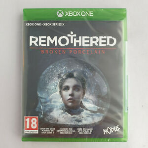 Xbox One / Series X - Remothered Broken Porcelain NEW SEALED