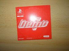 DEMO 1 pbpx - 95007 Sony Playstation One PS1 Demo Disc Pal-Crash, Tekken, Kula