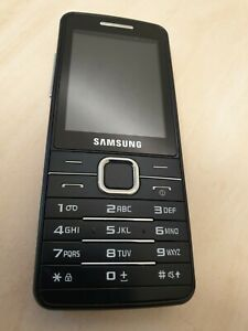 Samsung GT S5611V - Black (Unlocked) Cellular Phone