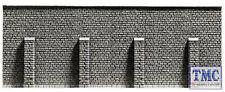 N34857 Noch N Scale Retaining Wall Profi 39.6 x 7.4 cm