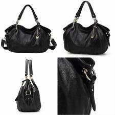 Genuine Leather Handbags for Women Soft Hobo Bag Cowhide Shoulder Bags Satchels