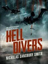 HELL DIVERS - Nicholas Sansbury Smith (Hardcover, 2016, Free Postage)