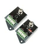 Active CCTV UTP Twisted Pair Video Balun Transmitter and Receiver