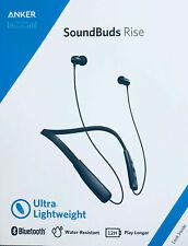 Anker SoundBuds Rise Bluetooth Headphone, Wireless Lightweight Neckband, A3271