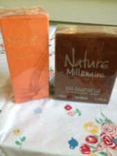 Nature Millenaire EDT Spray By Yves Rocher His 50 ml, Hers 60 ml Lot 2 Sealed
