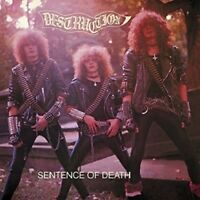 DESTRUCTION - SENTENCE OF DEATH   CD NEW