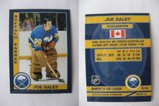 2015 SCA Joe Daley Buffalo Sabres goalie never issued produced #d/10