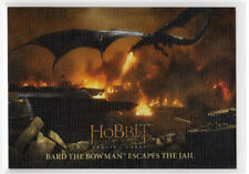 The Hobbit The Battle of the Five Armies - Base Card 05 Canvas Parallel 05/75