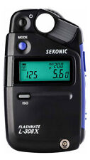 Sekonic L-308X FlashMate Light Meter - photography