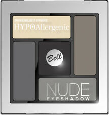 Bell Hypoallergenic Nude Eye Shadow Palette No. 02 Ophthalmologist Approved