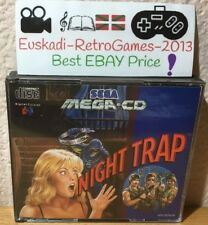 Night Trap Sega Mega-CD (No manual) PAL