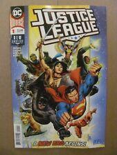 Justice League #1 DC Universe 2018 Series Snyder 9.6 Near Mint+