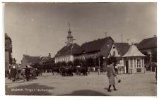 LATVIA LETTLAND JELGAVA GAS STATION
