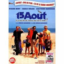 15 AOUT avec Richard Berry Charles Berling NEWDVD FREE POST mmoetwil@hotmail.com