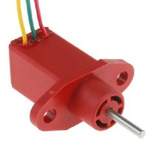 RS Pro LM10 CONDUCTIVE PLASTIC POTENTIOMETER 3mm Shaft, 5kΩ ±20% Wire Lead