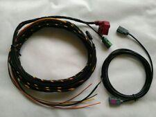 NEU AUDI A3 8V Kabelsatz Rückfahrkamera HIGH Kabelbaum 5Q0907441 A