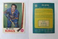 1969-70 OPC O-Pee-Chee #108 Joyal Ed    kings