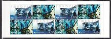 Faroe Islands 2002 Nordic Art - Ocean & Space 46Kr Booklet Complete. MNH / UNM
