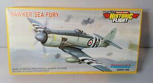 PM Model plane Pioneer 2 1/72 Hawker Sea Fury FB.11- Royal Navy Historic Flight