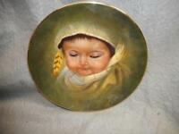 "VINTAGE COLLECTOR  PLATE ""TEARS"" BY GREGORY PERILLO 1986 # 403/5000 N/R"