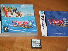 Jeu NINTENDO DS 2DS 3DS : LEGEND OF ZELDA PHANTOM HOURGLASS