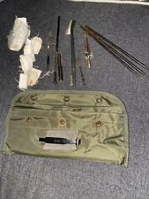 Military Small Gun Cleaning Kit And Bag
