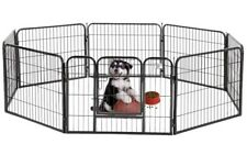 BRAND NEW Dog Pen Extra Large Indoor Outdoor Dog Fence Playpen Heavy Duty