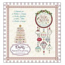 Feliz Navidad 8x8 Inch Paper Pad (scp-1021)