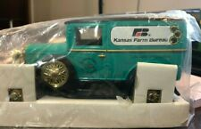 Ford Model A Delivery Van Bank KANSAS FARM BUREAU NEW-7225