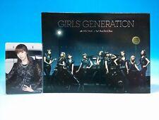 CD+DVD Girls Generation Mr. TAXI Run Devil Run JAPAN Limited Photocard Jessica