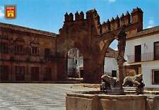 Spain Baeza (Jaen) Arch and Populo House