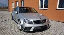 MERCEDES C-CLASS W204 C63 AMG SALOON BLACK SERIES KIT CARROSSERIE 2011-2014 NEW