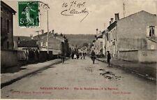 CPA  Neuves-Maisons - Rue de Neufchateau - A la Barriere  (484310)