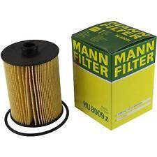 Original MANN-FILTER Ölfilter HU 8009 z Oelfilter Oil