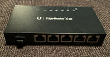 Ubiquiti EdgeRouter X Sfp Advanced Gigabit Router With Poe And Sfp